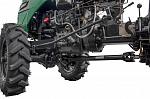 Мини-трактор GRASSHOPPER GH-224